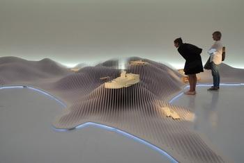 03:直島の一連のプロジェクト(香川県直島町) 模型s.jpg