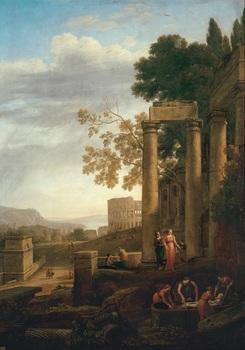 14.聖セラピアの埋葬のある風景.jpg
