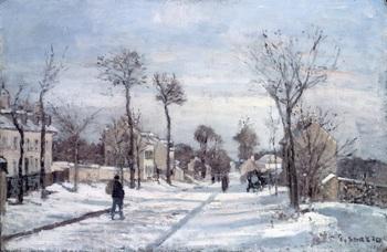 4.カミーユ・ピサロ《ルーヴシエンヌの雪道》.jpg