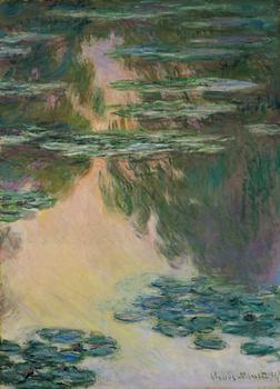 モネ《睡蓮の池》.jpg
