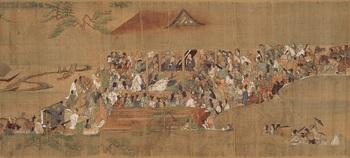 08国宝 一遍聖絵 巻12(清浄光寺・遊行寺蔵).jpg