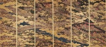 12-01国宝 洛中洛外図屏風(舟木本)右隻(東博蔵).jpg