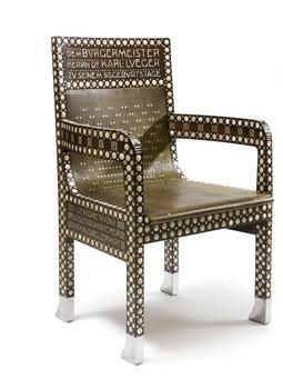 17.オットー・ヴァーグナー《カール・ルエーガー市長の椅子》.jpg
