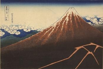 3 葛飾北斎《冨嶽三十六景 山下白雨》1950.712.jpg