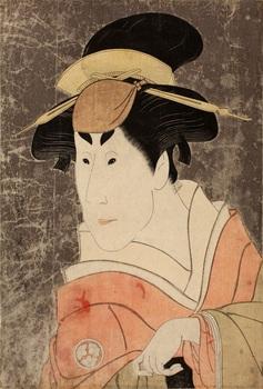 8 東洲斎写楽《二代目小佐川常世の一平姉おさん》1950.436.jpg